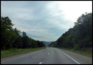 3 - Northern I-81 in PA