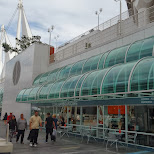 cruise ship port in Vancouver, British Columbia, Canada