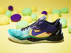 nike lebron 10 low gr green white 2 03 easter LEBRON X LOW, KOBE 8 and KD V   Nike Easter Collection