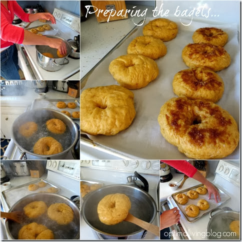 Pumpkin Spice Bagels 20