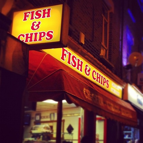 #94 - bright lights of the chippy