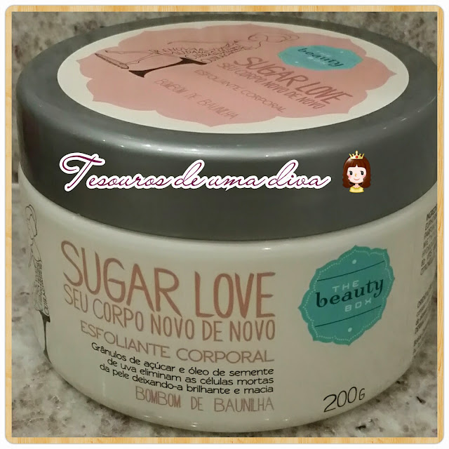 The beauty box - Sugar Love