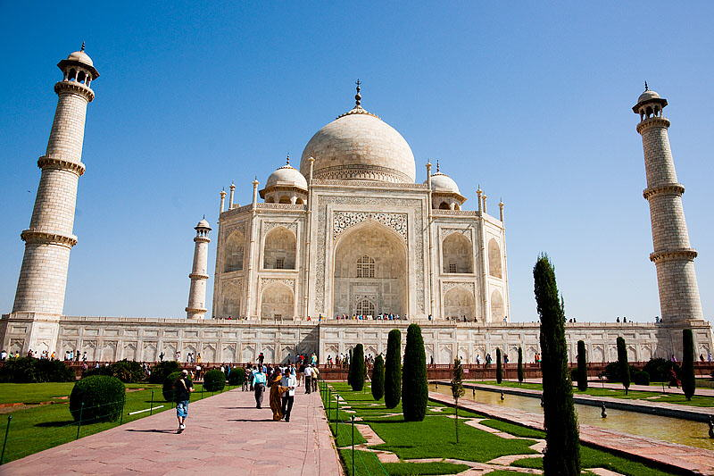 India : Tour of Taj Mahal, Agra