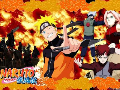 Hình Ảnh Naruto Shippuuden