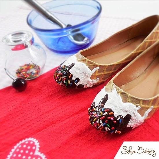 Sapatos Shoebakery 12