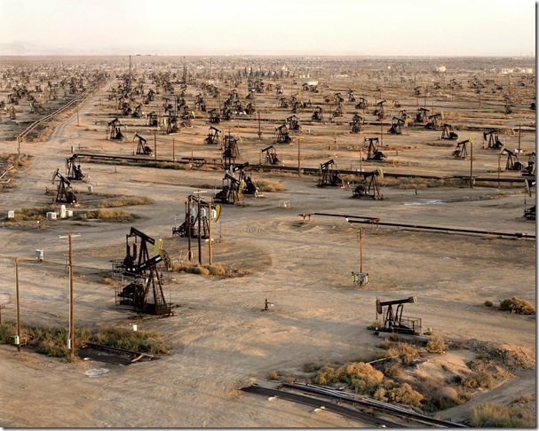 edward burtynsky  the end of oil - Oil_Fields