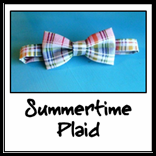 summertime plaid