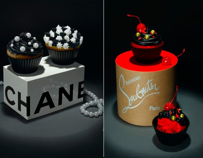 Lisa Edsalv - Cupcake Fashion: Chanel e Christian Louboutin