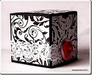 Kutija za poklone sa čestitkom (3)