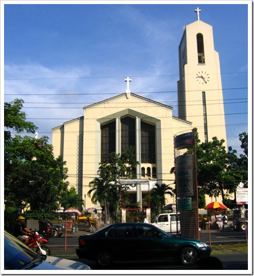Sto Domingo Church Today