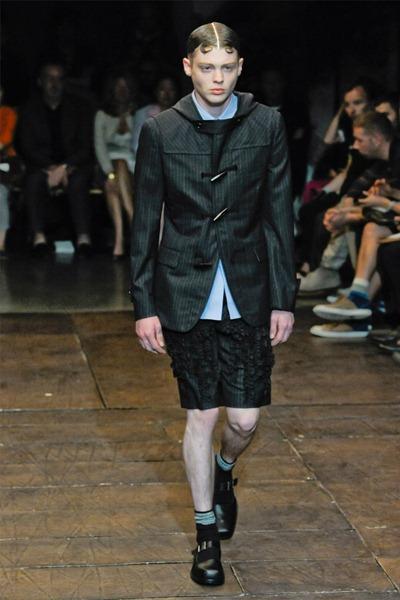 Paris Fashion Week Primavera 2012 - Comme des Garçons