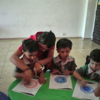 Pre-Primary on 17th October GDA Harni