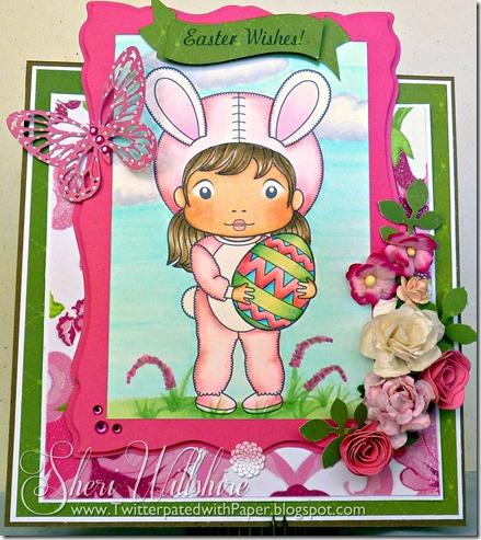 Easter Bunny Marci