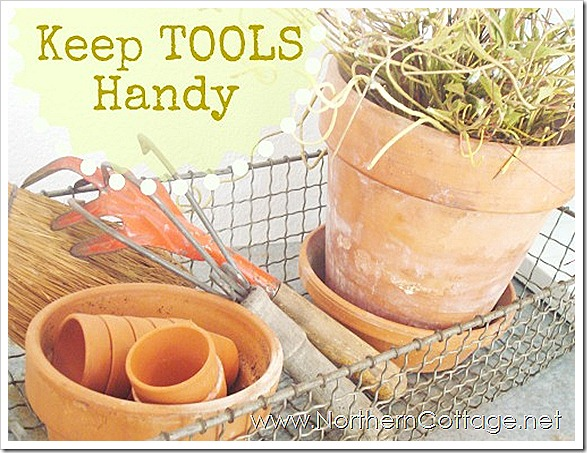 northern cottage potting tools