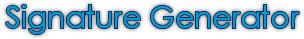 Signature_Generatuor_logo