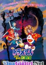 Đôrêmon: Nobita Và Ba Chàng Hiệp Sĩ Mộng Mơ
