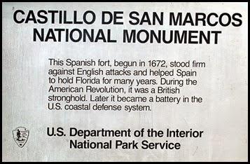 04 - Castillo de San Marcos