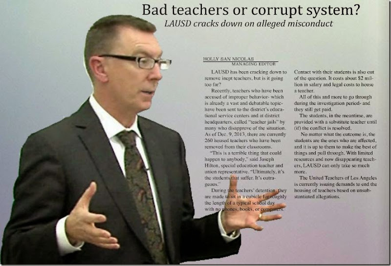Bad Teachers or Corrupt System