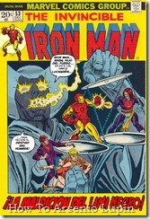 P00197 - El Invencible Iron Man #53