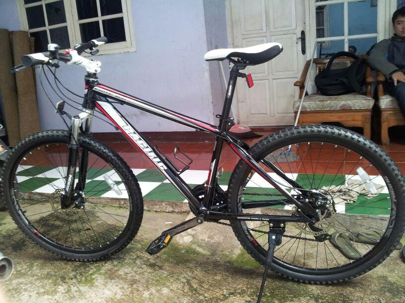 Nubie Naik Gunung Review Fullbike Sepeda Mtb Pacific