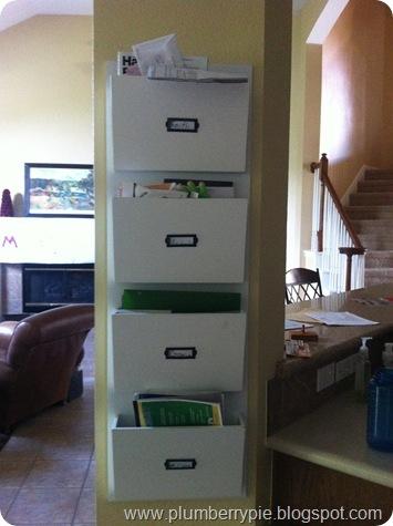 4 slot mailbox