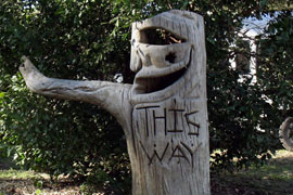 The This-Way Tree