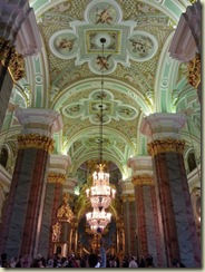 20130726_ Peter and Paul Cathedral interior 2 (Small)