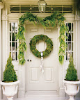 Holiday Decorations: Green