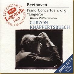 Beethoven concierto 4 Curzon Kna