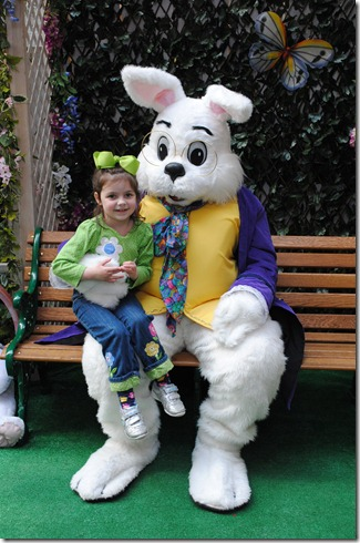 Easter Bunny 2013 2