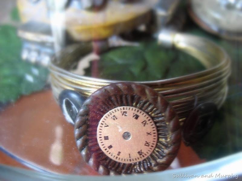 clock face bracelet