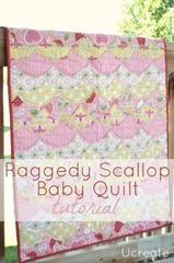 scallop baby quilt tutorial[4]
