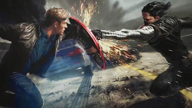 Tráiler subtitulado de Los Vengadores 2