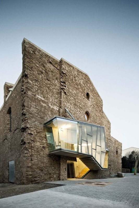 convent de sant francesc by david closes