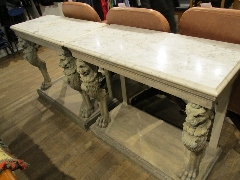 Hall Console Pair