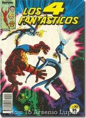 P00020 - Los 4 Fantásticos v1 #20