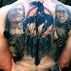 Native American Scene