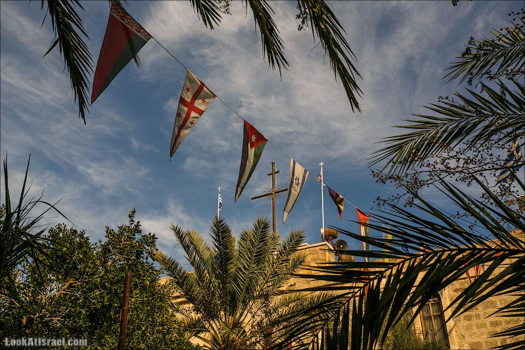 Монастырь святого Герасима (israel  путешествия пустыня монастыри и церкви иудея и самария  20130215 st gerasimus 017 5D3 8506)