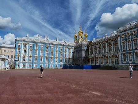 Palat Tsarskoe Selo