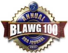 2011 Blawg100