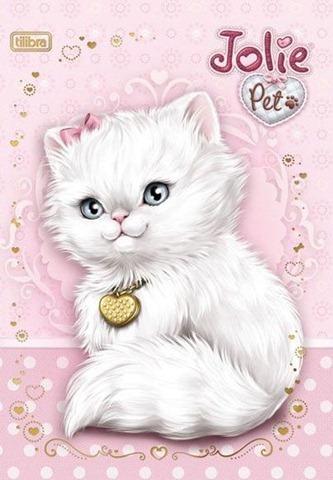 Jolie Pet - Tilibra - gatinho, bonecas jolie, jolie decoupage,jolie artesanato