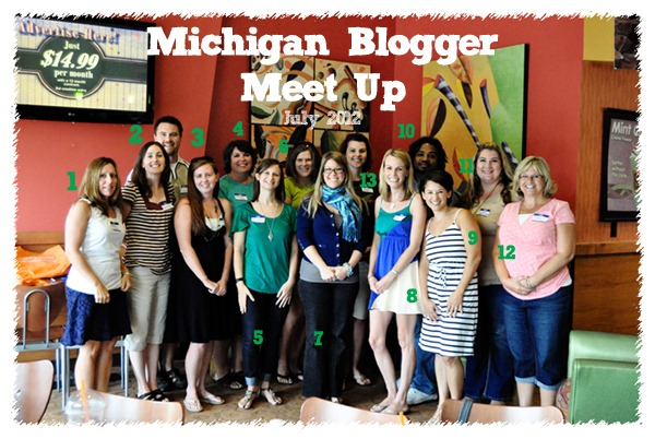 blogger meet up