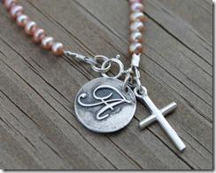 baby bracelet cross 5