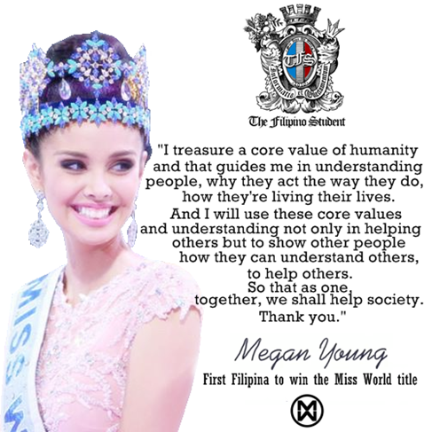Megan Young Ms. World