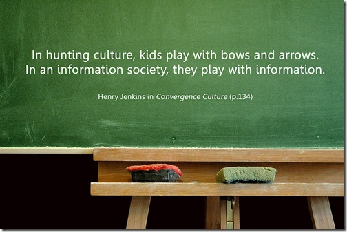 Playing with information, de Will Lion