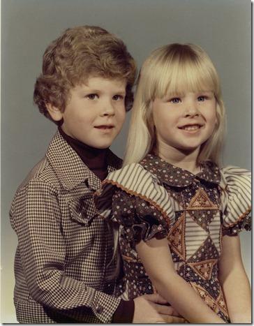 Mark and Sharida Feb 1976