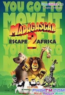 Tẩu Thoát Đến Châu Phi - Madagascar: Escape 2 Africa Vietsub