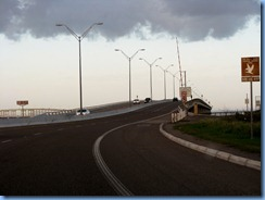 7174 Texas, South Padre Island - leaving on Queen Isabella Causeway