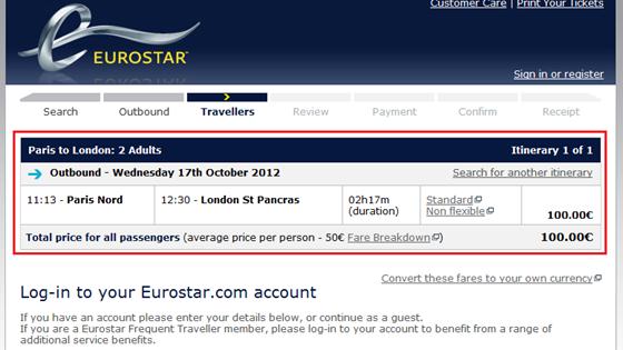 EuroStar購票方法_9