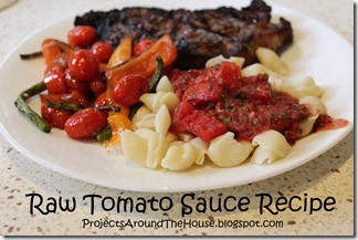 raw tomato sauce recipe-001